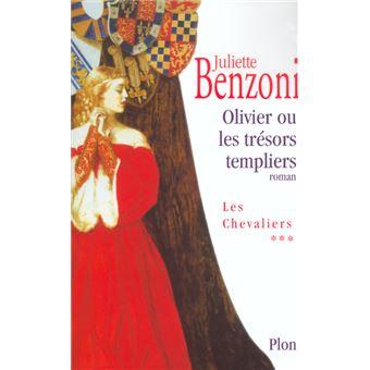 Olivier ou Les trésors des templiers