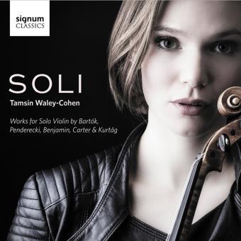 SOLI-Werke für Violine solo