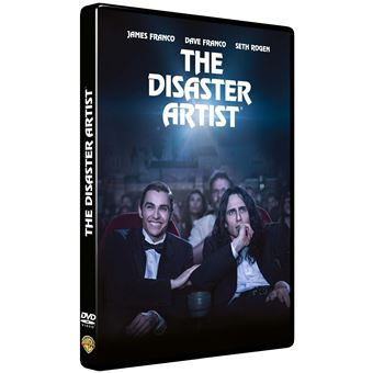 The Disaster Artist DVD