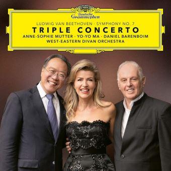 Beethoven Triple Concerto et Symphony Numéro 7
