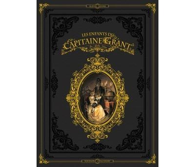 Les Enfants du capitaine Grant, de Jules Verne - Intégrale T1 à