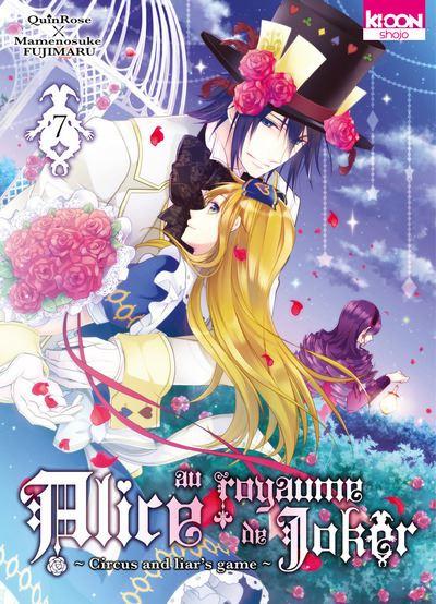 Alice au royaume de Joker - Ki-oon