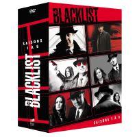 Coffret The Blacklist Saisons 1 à 6 DVD