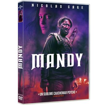 Mandy DVD