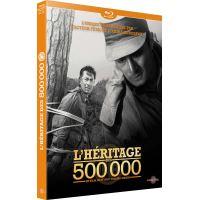 L'Héritage des 500 000 Blu-ray