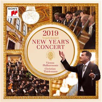 Concert du Nouvel An 2019 Triple Vinyle