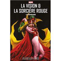 La Vision & La Sorcière Rouge: Le mariage