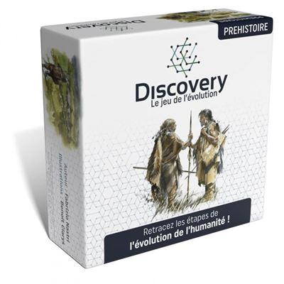 Discovery - Le jeu de l'évolution. Préhistoire