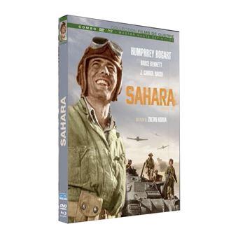 Sahara Combo Blu-ray DVD