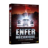 Enfer mécanique Blu-ray