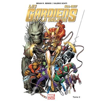 Guardians of the galaxyAll-new les Gardiens de la Galaxie