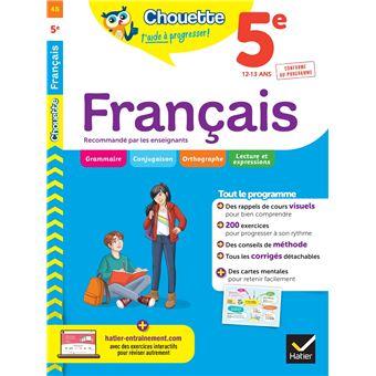 Francais 5e