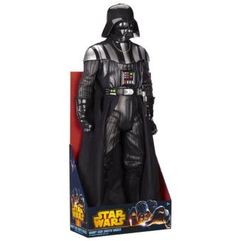 Figurine lectronique star wars dark vador 50cm grande - Grande figurine star wars ...