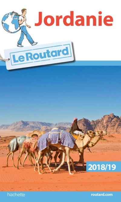 Guide du Routard Jordanie 2018/19 - 9782017036531 - 10,99 €