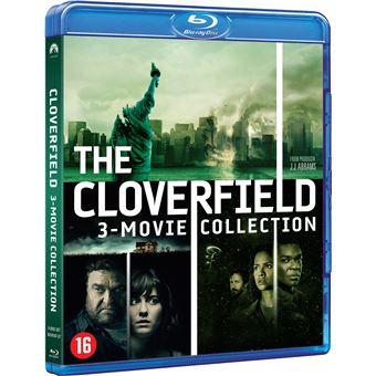 Cloverfield 1-3 BOX-BIL-BLURAY