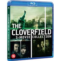 Cloverfield 1-3 BOX-BIL-BLURAY