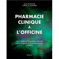 Pharmacie clinique a l'officine