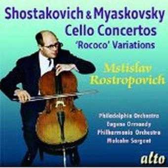 Cello-Konzert 1 / Cello-Konzert / Rokoko-Variation