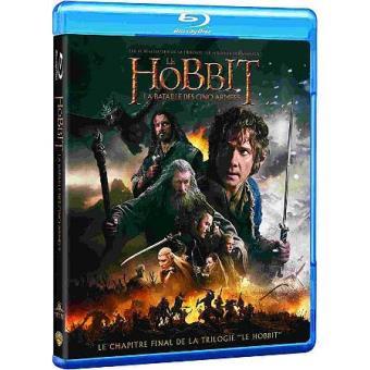 Bilbo le HobbitLe Hobbit La bataille des cinq armées Blu-ray
