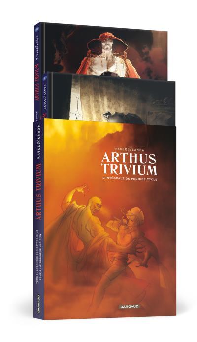 Fourreau Arthus Trivium