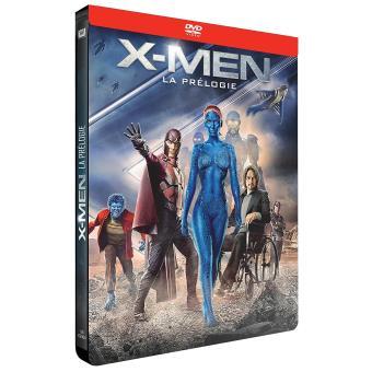 X-MenCoffret X-Men La prélogie DVD