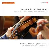 Young spirit of serenades