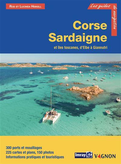 Imray, Corse-Sardaigne