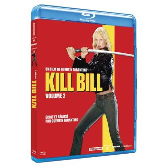 Kill BillKill Bill Volume 2 Blu-ray