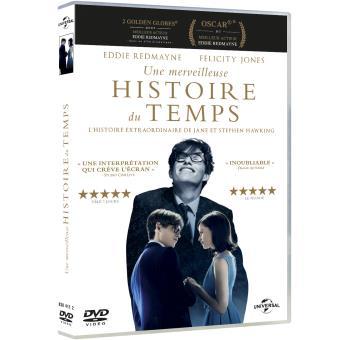 Une merveilleuse histoire du temps DVD