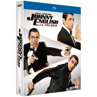 Johnny EnglishCoffret Johnny English L'intégrale Blu-ray