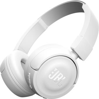 Casque JBL T450 Bluetooth Blanc - Casque