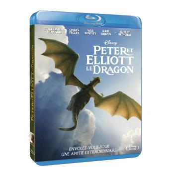 Peter et Elliott le dragon Version 2016 Blu-ray