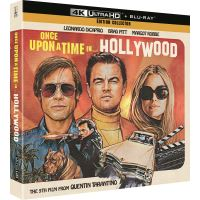Once Upon a Time in...Hollywood Edition Collector Exclusivité Fnac Blu-ray 4K Ultra HD