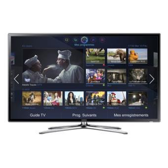 Televisions SAMSUNG LED 3D SMART UE40F6320 NOIR 40\