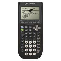 Texas Instruments TI-82 Advanced Mode Examen