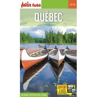 Petit Futé Country Guide Québec