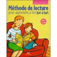 Méthode de lecture pour apprendre à lire pas à pas