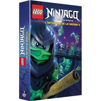 Lego lego ninjago saison 5 dvd coffret dvd dvd zone 2 jillian michaels animation achat - Lego ninjago saison 7 ...