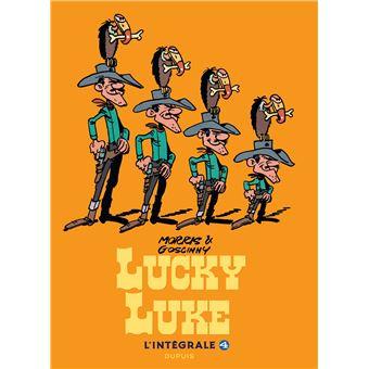 Lucky LukeL'intégrale
