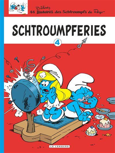 Schtroumpferies - Tome 4 - Schtroumpferies