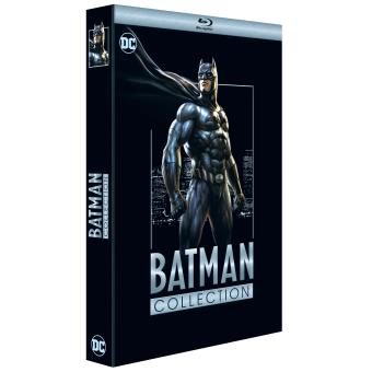 Batman animated seriesCoffret Batman Collection 7 films Blu-ray