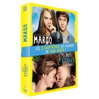 Coffret La face cachée de Margo + Nos étoiles contraires DVD