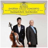 Dvorák: Cello Concerto - CD