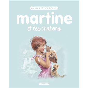 MartineMartine et les chatons