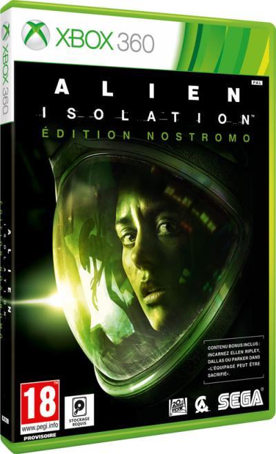 Alien Isolation Edition Limitée Nostromo Xbox 360 - Xbox 360