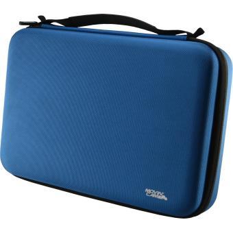 malette de rangement movincam pour action cam taille s bleue accessoire cam ra achat prix. Black Bedroom Furniture Sets. Home Design Ideas