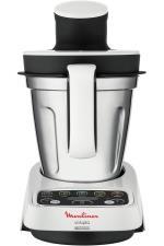 2516 Robot cuiseur Volupta HF404110 3L Blanc et Gris