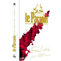Coffret Le Parrain La Trilogie DVD