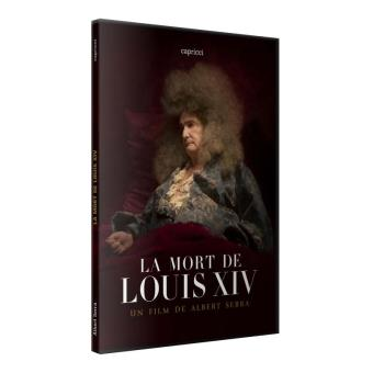 La Mort de Louis XIV DVD
