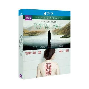 Top of the LakeTop of the Lake Saisons 1 et 2 Blu-ray